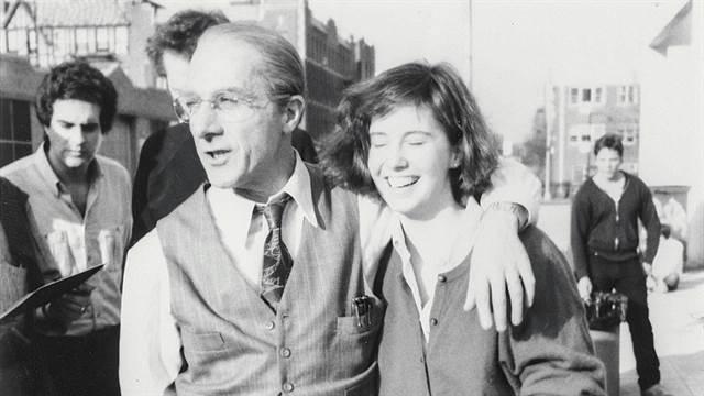 Dustin Hoffman y Anna Graham Hunter